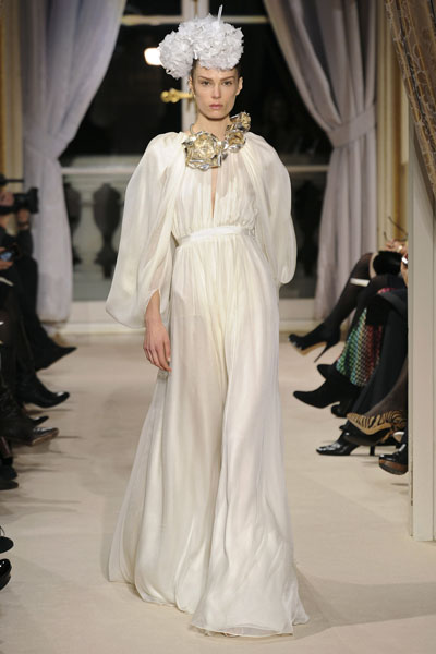 Haute Couture Spring-Summer 2012