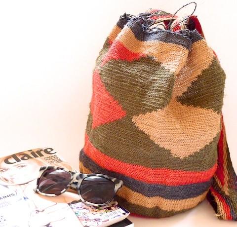 Santa Marta Bucket bag