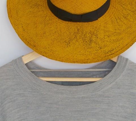 The explorer Panama hat (Ecuador)