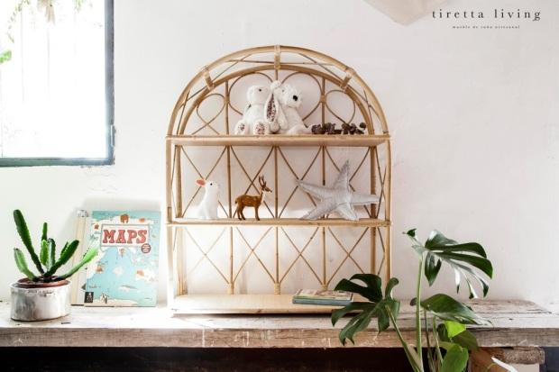 LOGO_tiretta_living_-_mueble_de_caña_artesanal_-_estanteria_mimbre_retro_vintage_habitación_baño_infantil